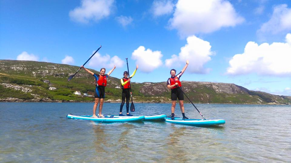SUP Lessons Old Head Louisburgh