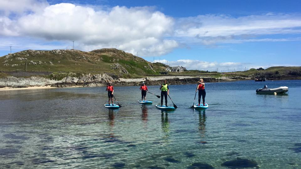 SUP Group Lessons